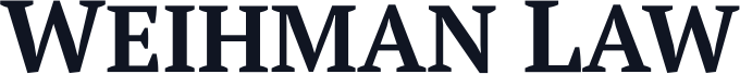 Weihman Law logo